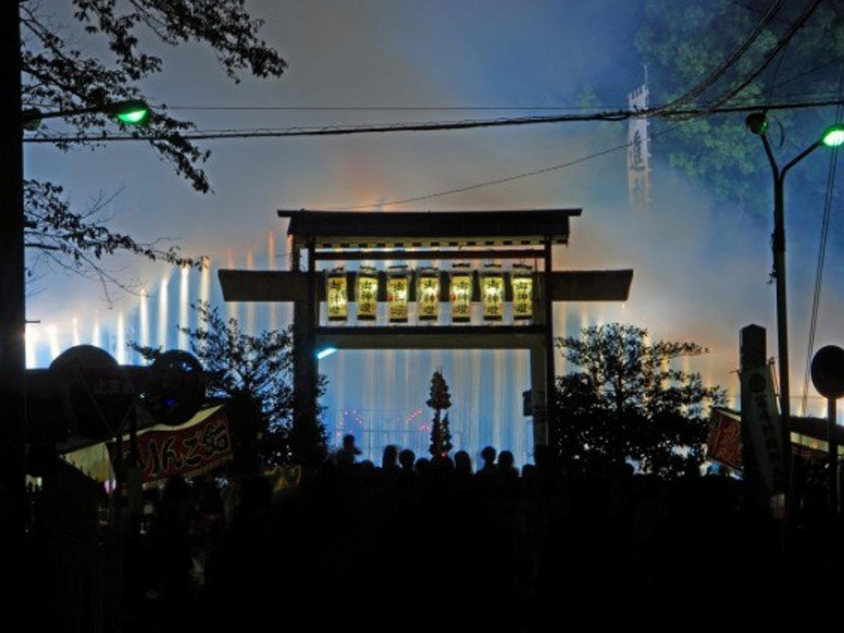 Tominaga-jinja Shrine Annual Grand Festival