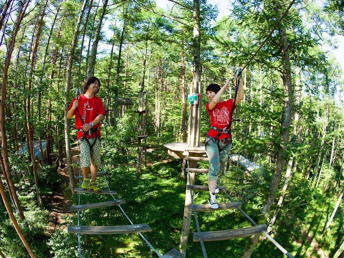 Forest Adventure SHINSHIRO